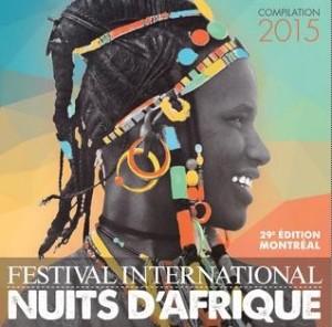 Nuits d'Afrique 2015