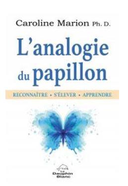 L'analogie du papillon, Caroline Marion Le Dauphin Blanc